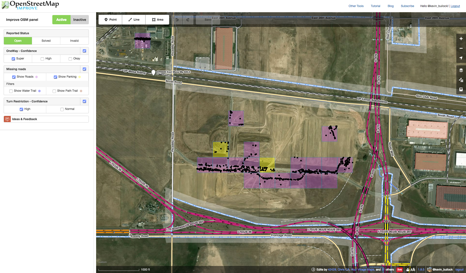 Using Satellite Imagery To Solve Probe Data Problems