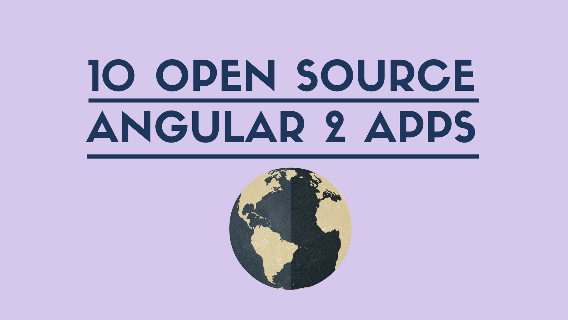 10 Amazing Open Source Angular 2 X Apps Aviabird Medium
