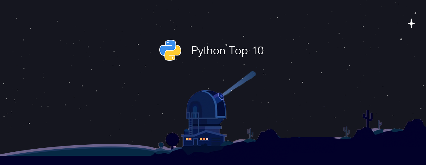 Python Top 10 Articles for the Past Month (v.August 2017)