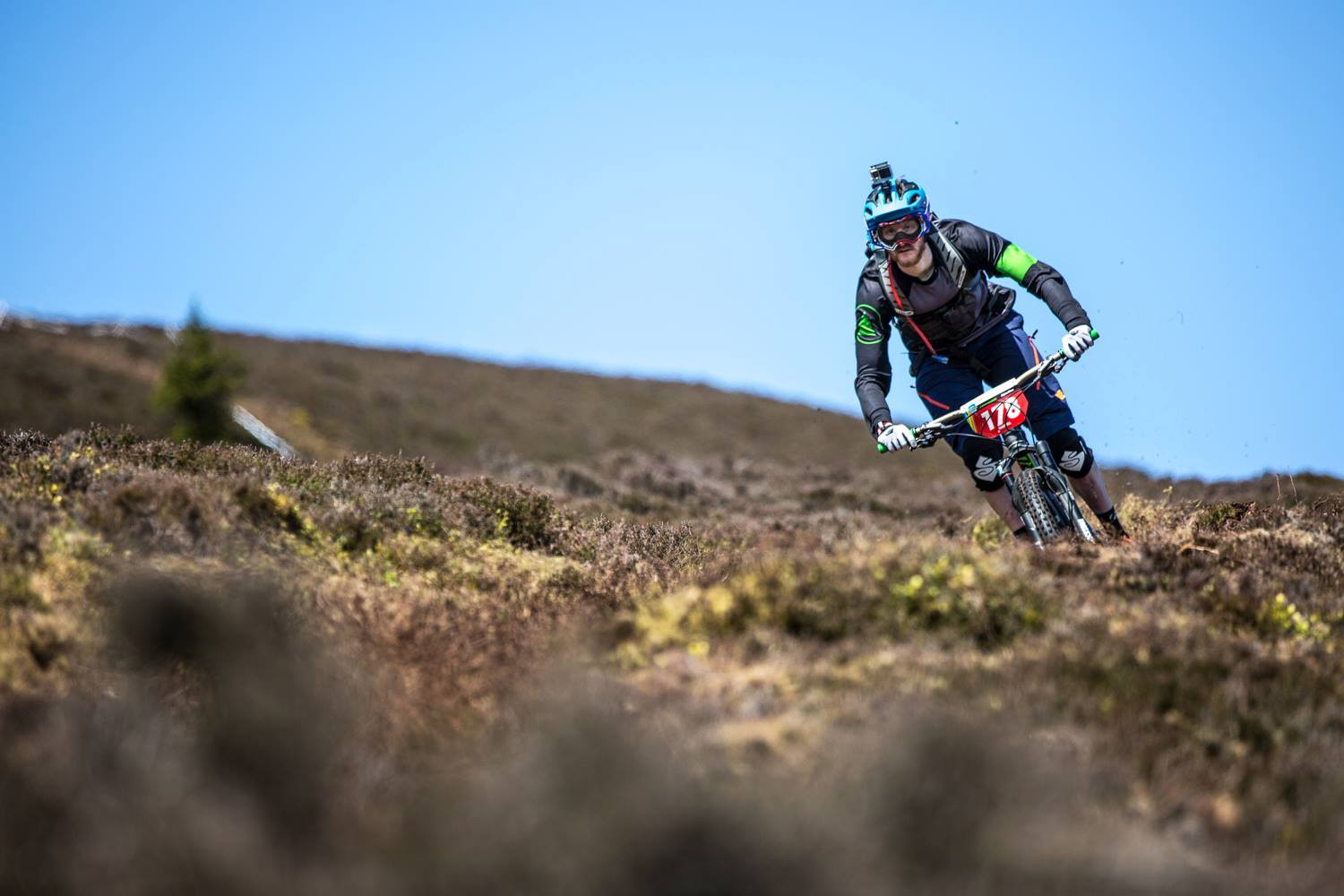 Fitness in Focus: What are the physicial demands of Enduro racing?
