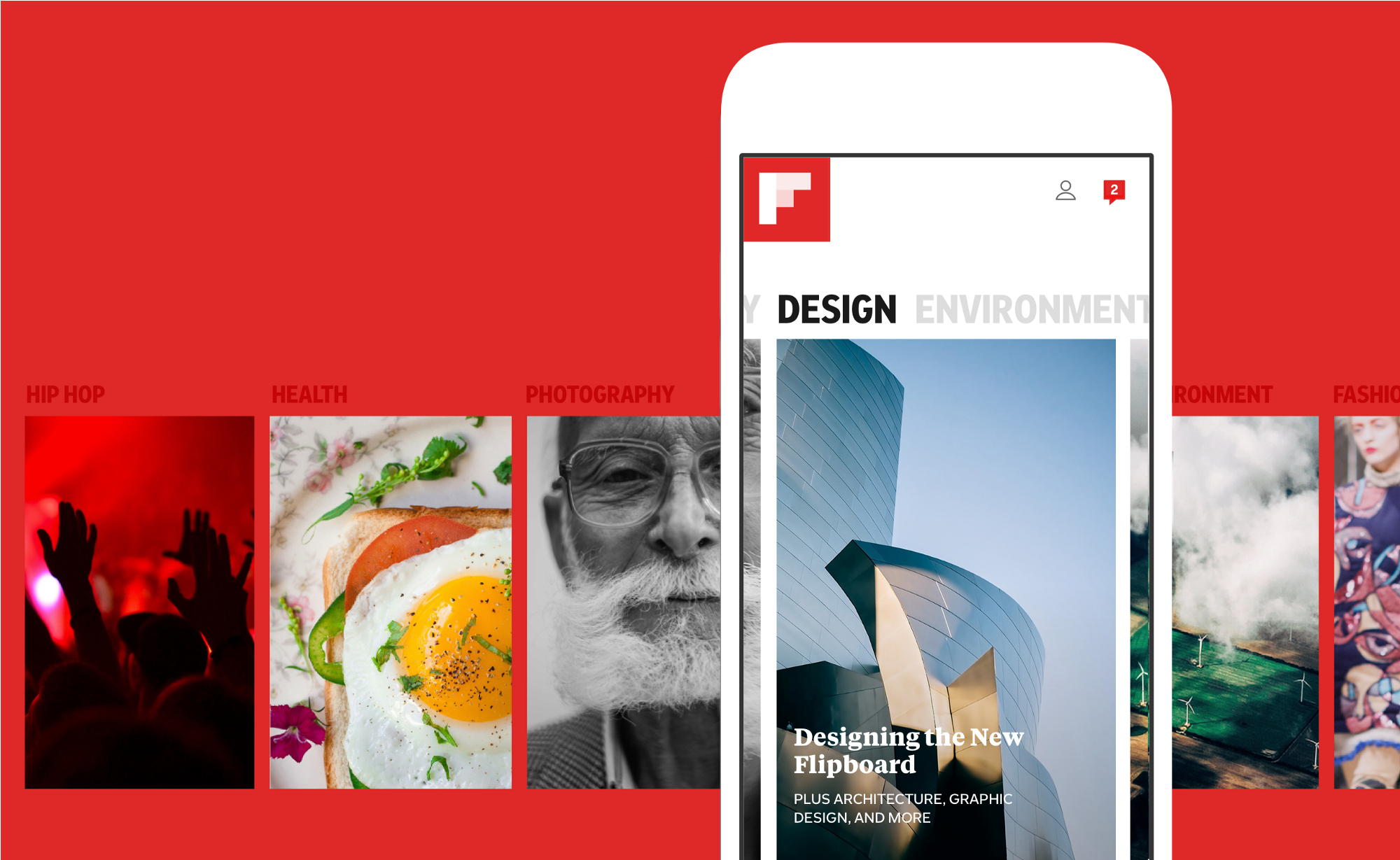 Designing the new Flipboard