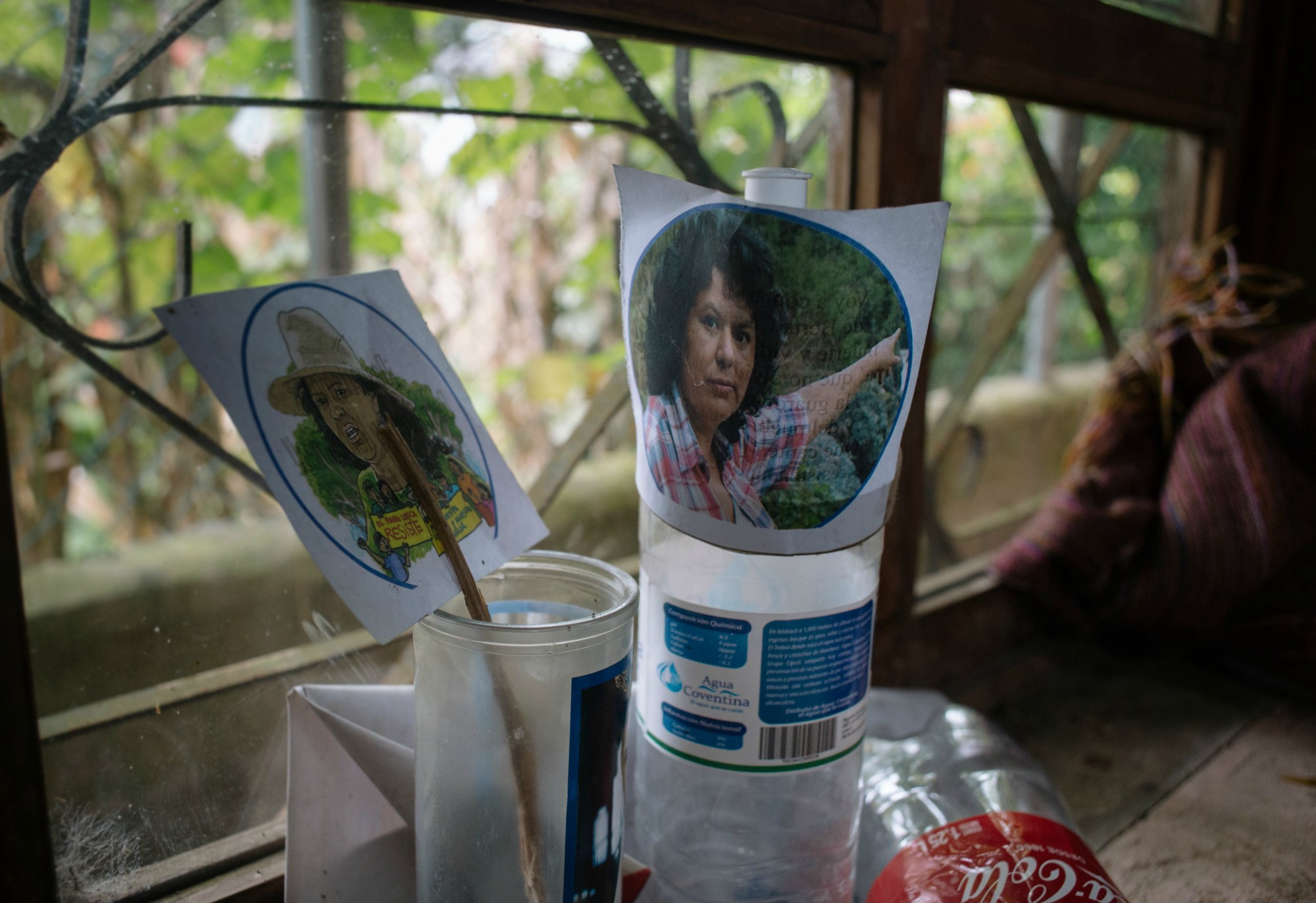 For Years Berta Vocally Campaigned Against The Construction Of Agua Zarca Dam Because Threat It Would Pose To Indigenous Lenca People