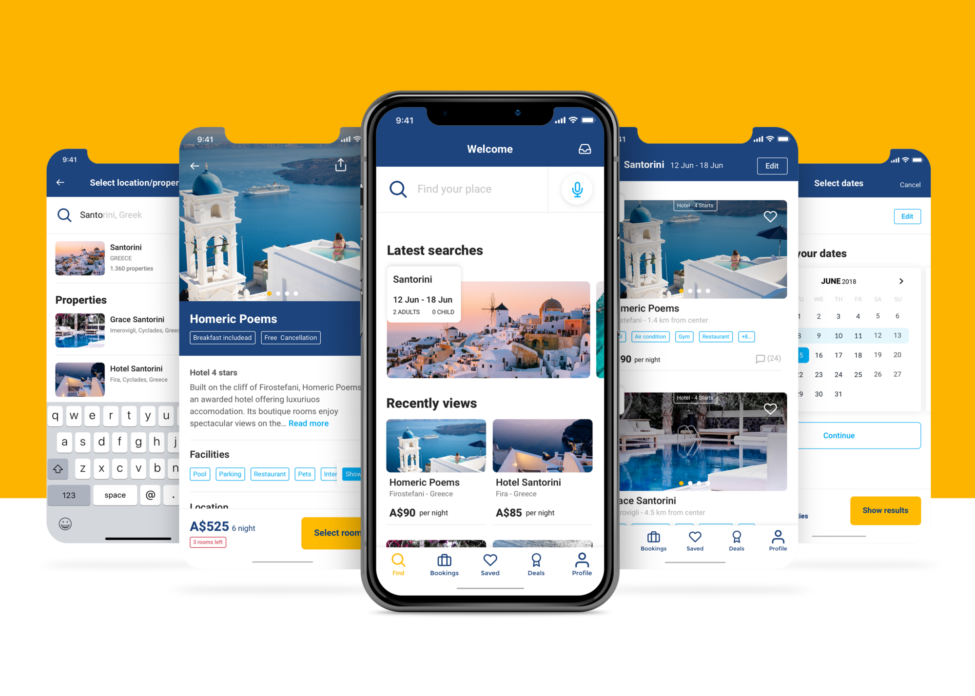 Booking.com — UX Case Study – Muzli - Design Inspiration