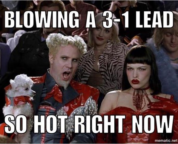 1*vx3n8nnBUlbY ruzxuyNMg top 5 \u201c3 1 lead\u201d memes from the world series one take at a time
