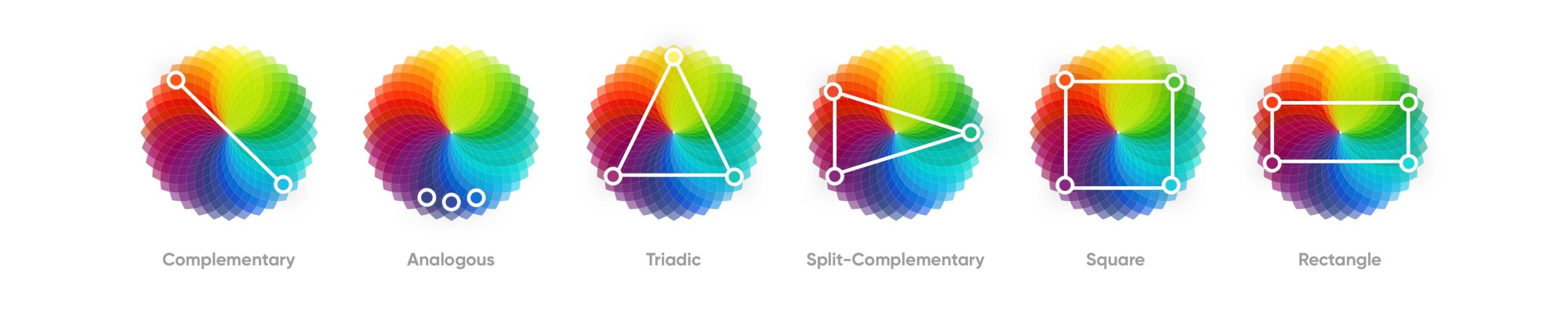how to use colors in ui design prototypr