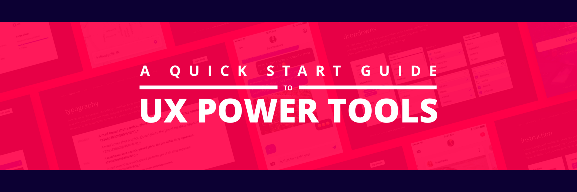 A Quick Start Guide to UX Power Tools – UX Power Tools – Medium