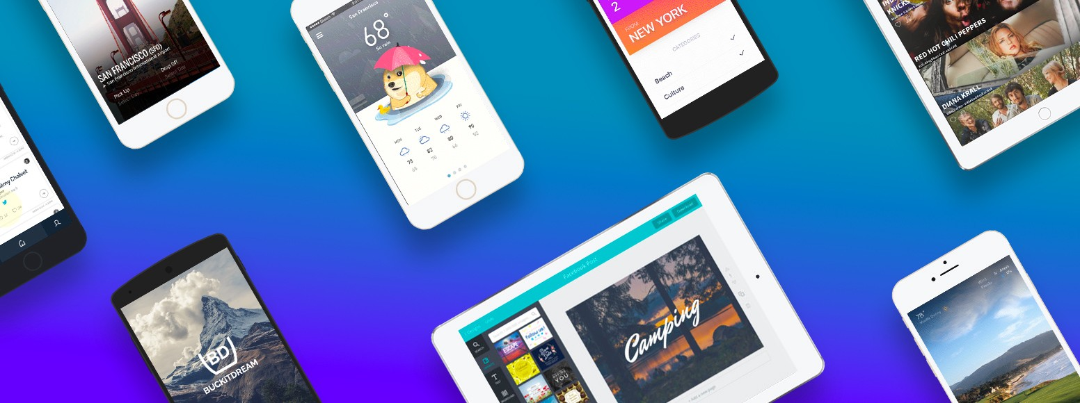 The Best Mobile Interaction Designs of 2016