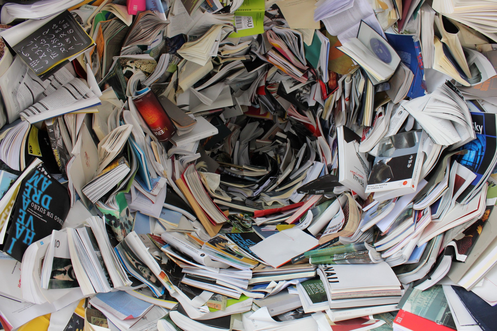 Chipping away at the hoard: knowing (and sorting) your content