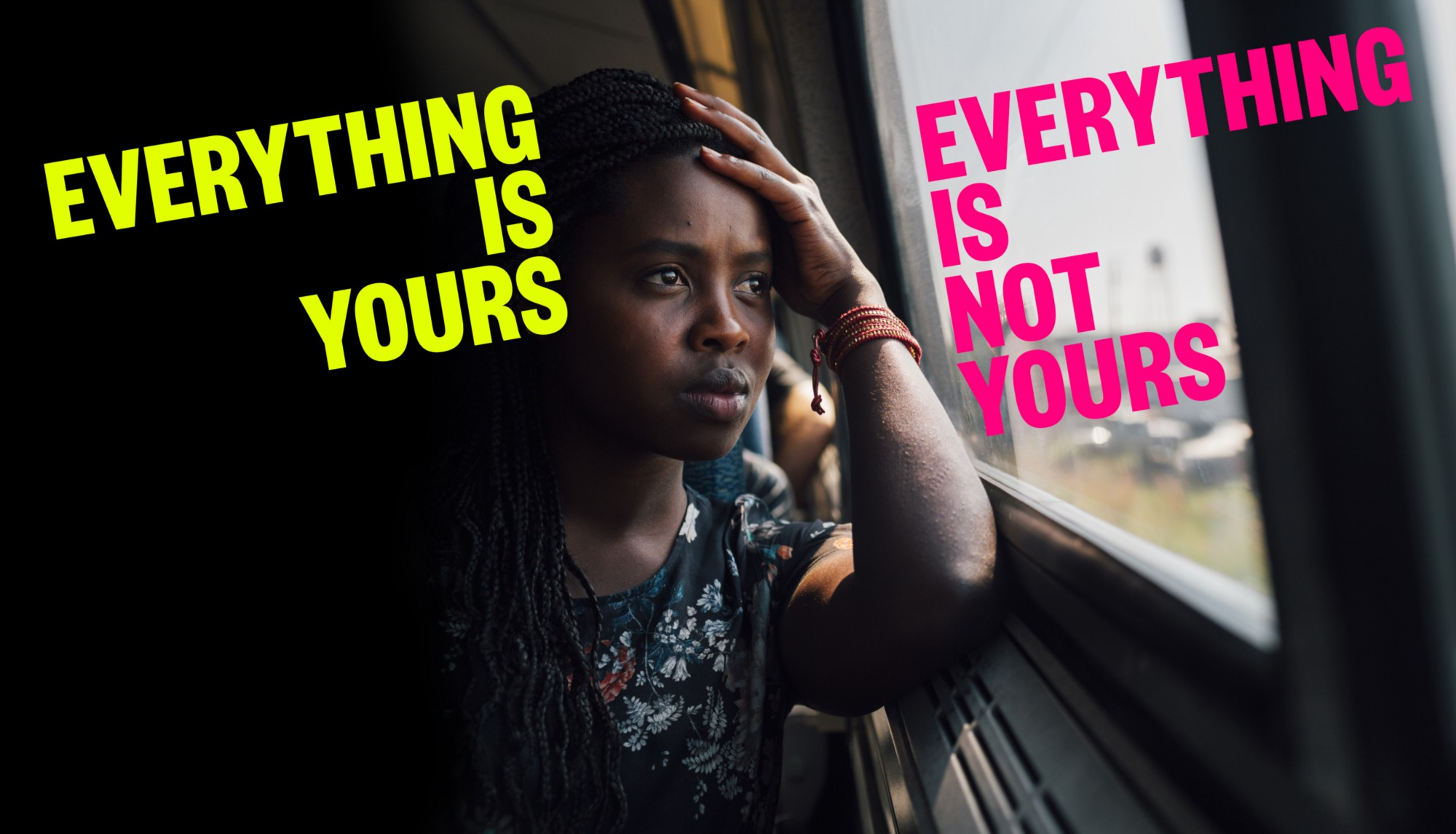 Everything is yours everything is not yours matter medium at age six i ran away with my sister to escape the rwandan massacre we spent seven years as refugees what do you want me to do about it cry sciox Image collections