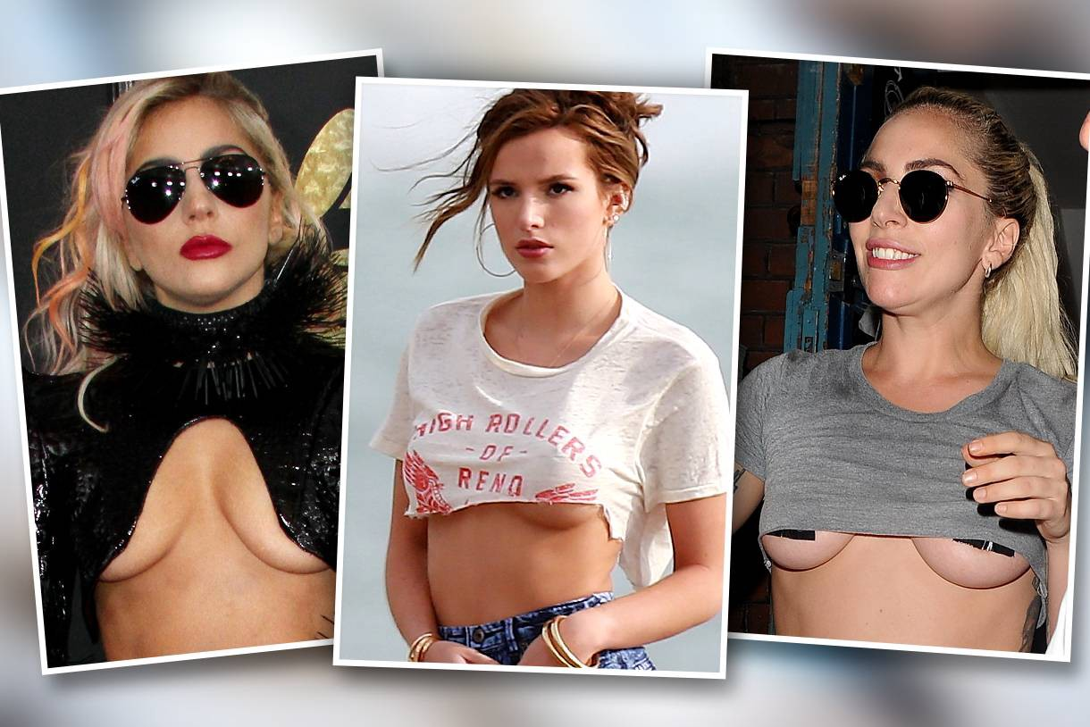 Underboob Trend Done Right By These Celebrities! – SKIA ...