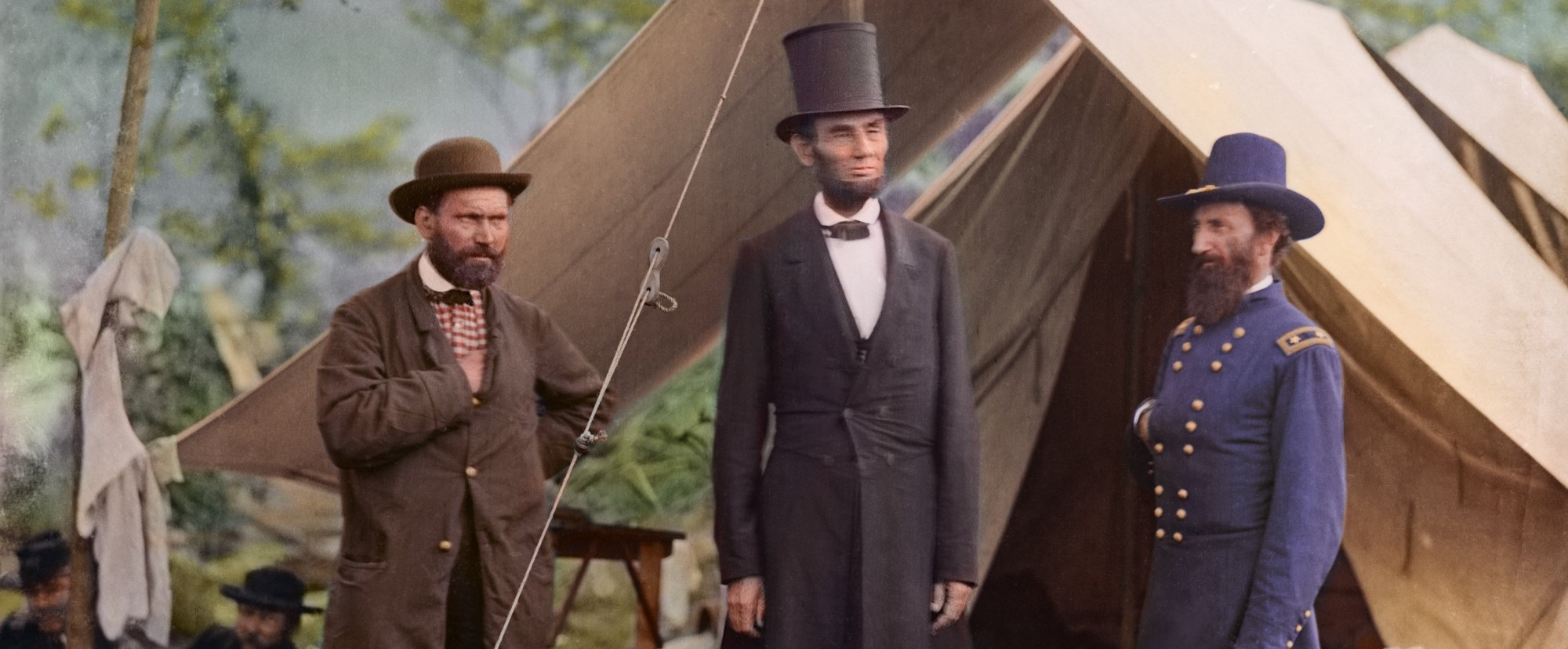 tools of persuasion in abraham lincolns More subtle links also existed between lincoln's progressive economic persuasion and  the military, and other tools of  lincoln, abraham abraham lincoln was.