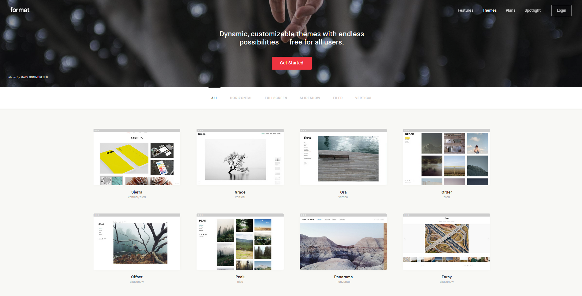 The best online portfolio builders for designers for Virb templates
