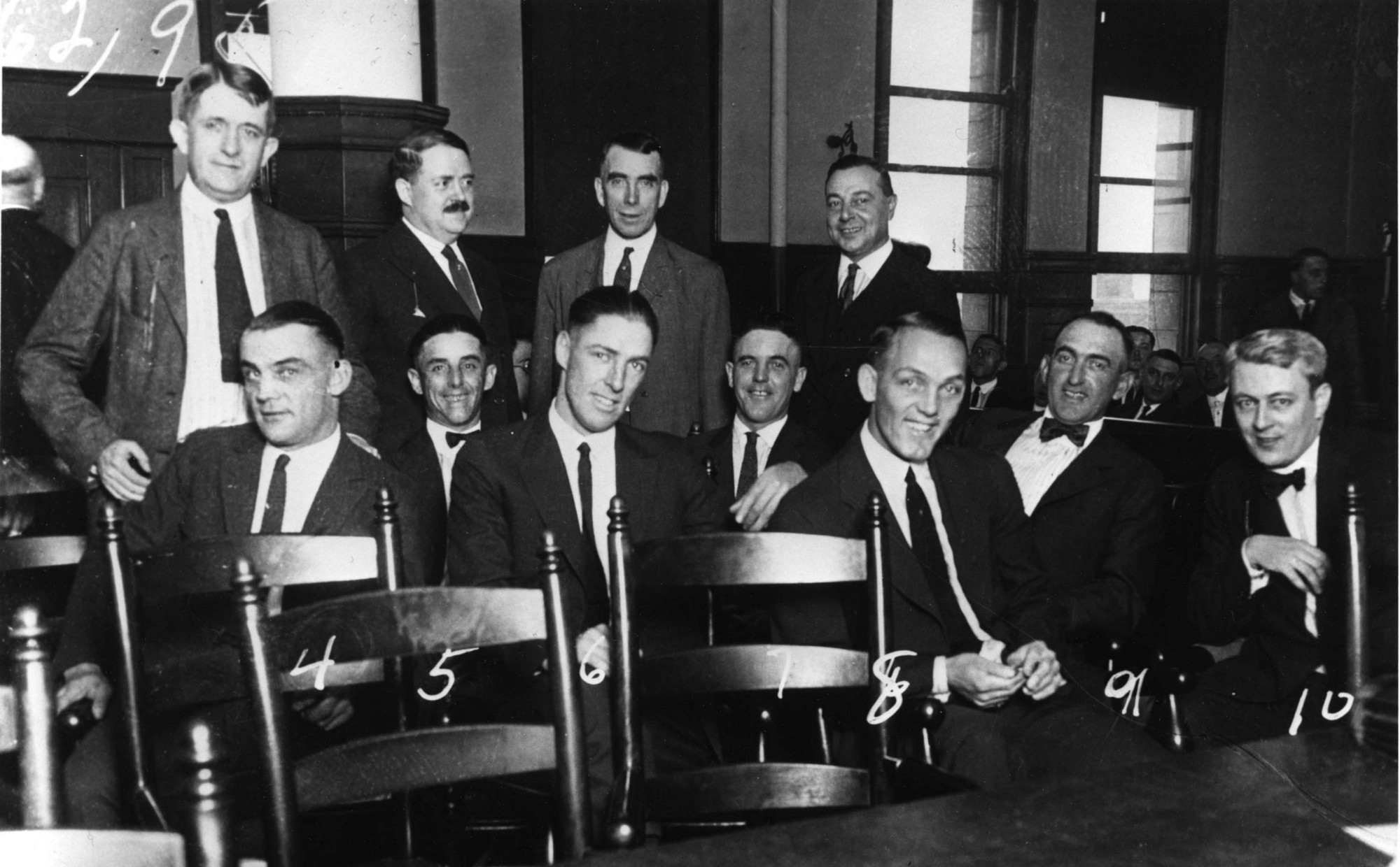 the black sox trial