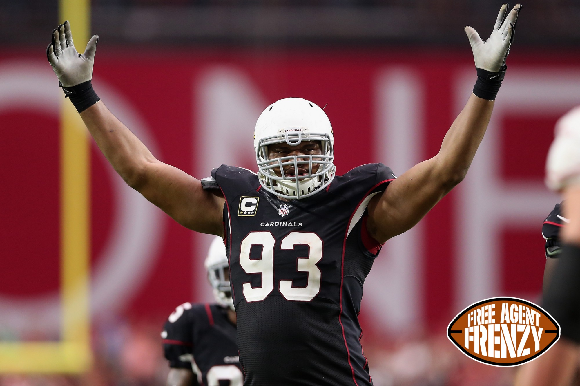 5 Landing Spots for Calais Campbell – The Read Optional