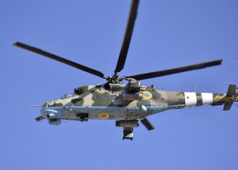 Ukraine and Russia Use the Same Helicopters—And That's a ...