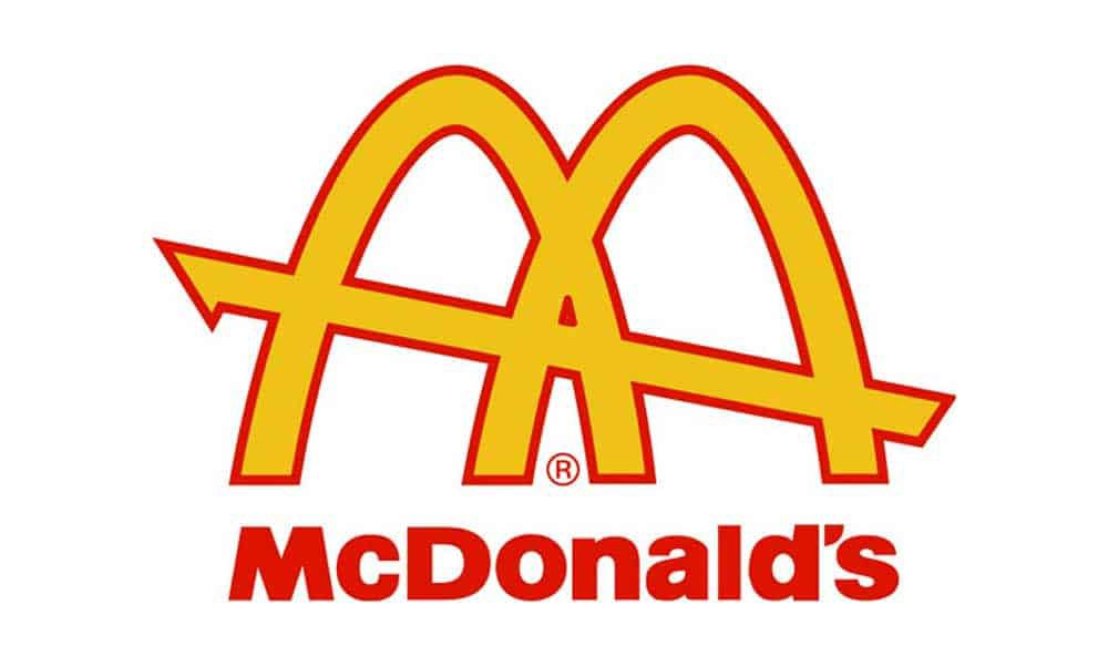 Who Designed The Mcdonald S Golden Arches