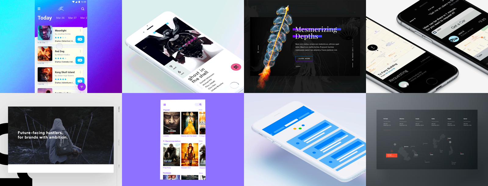 UI Interactions of the week #69 – Muzli - Design Inspiration