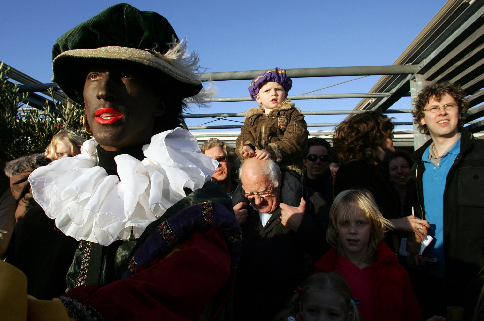 The racist Christmas tradition that the Netherlands just can't give up