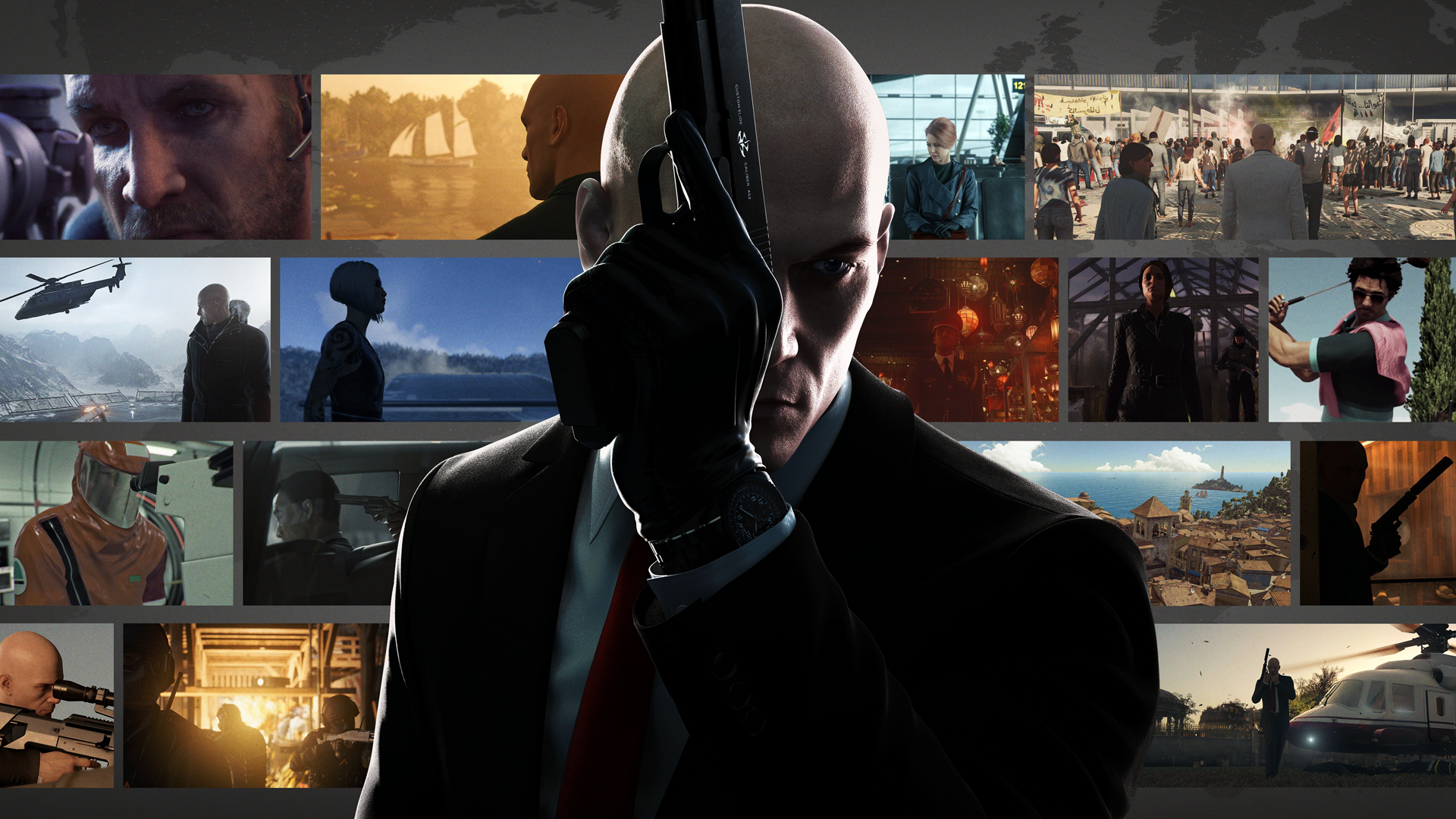 Hitman's Game of the Year Edition includes new missions ...