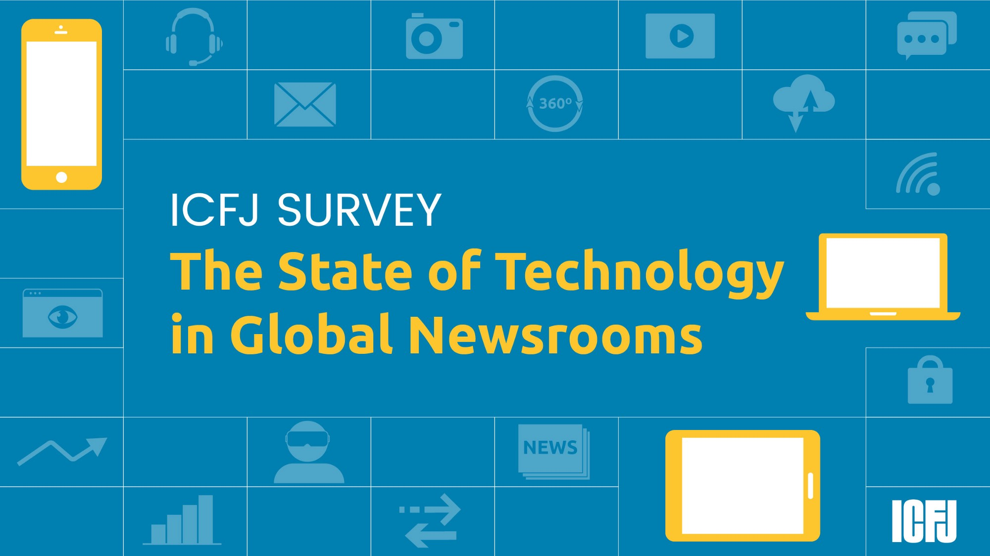 A Study of Technology in Newsrooms – ICFJ