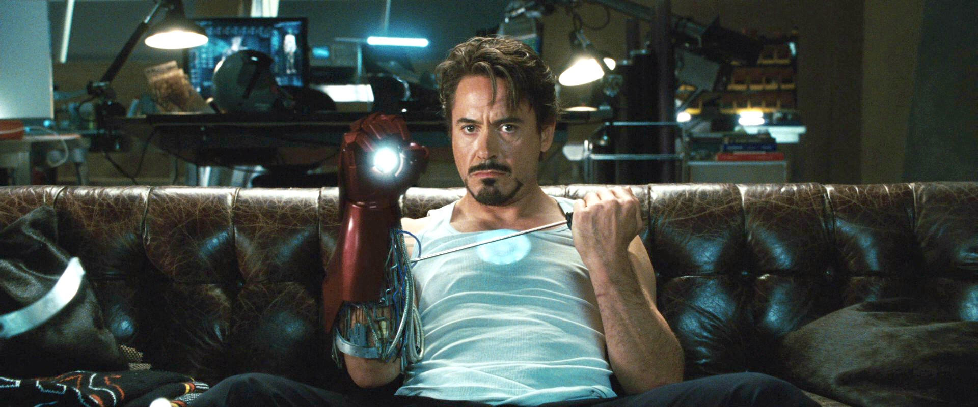 A Great Character Moment Robert Downey Jr In Iron Man