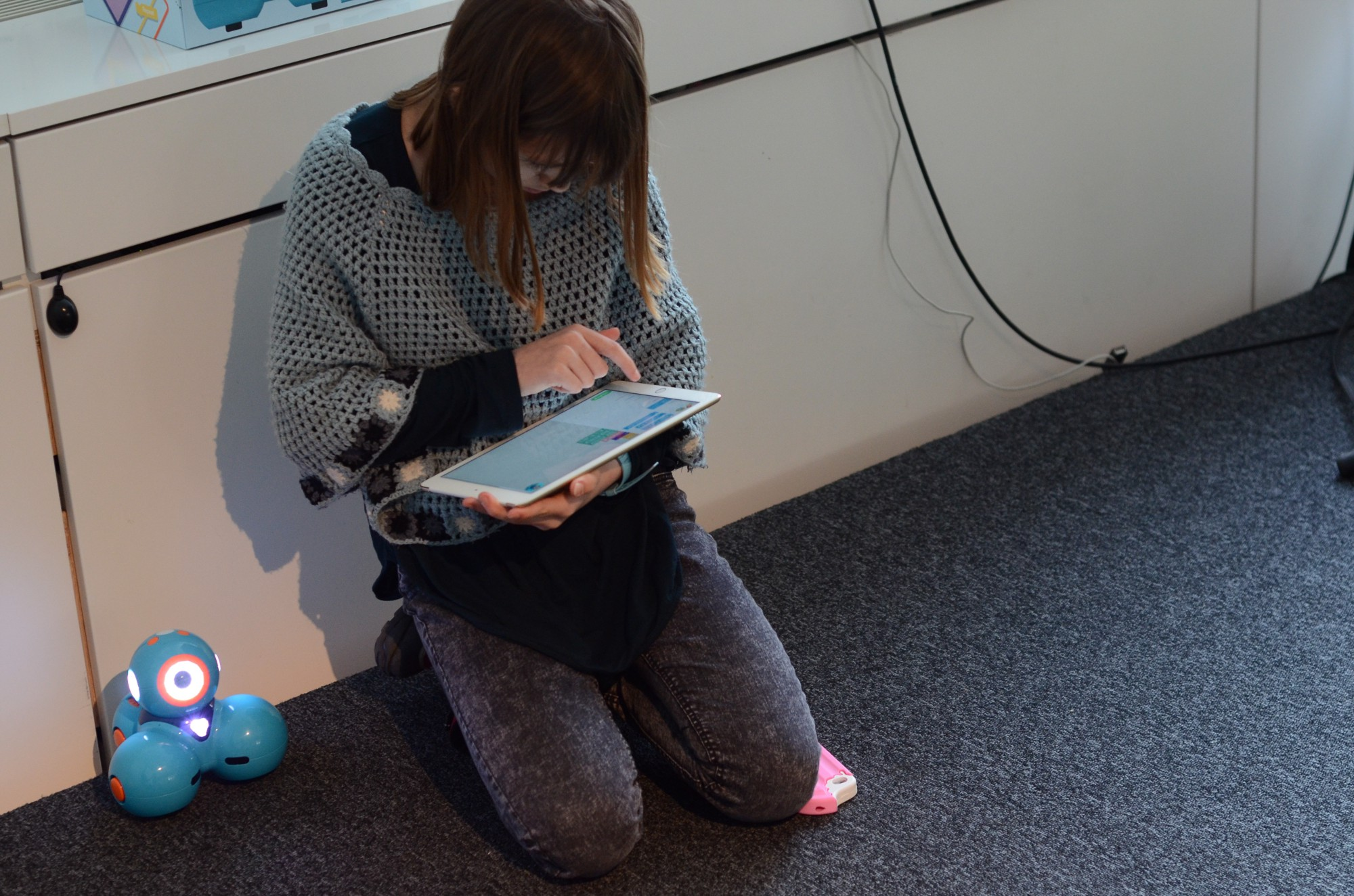 Learnings from a hackathon with kids