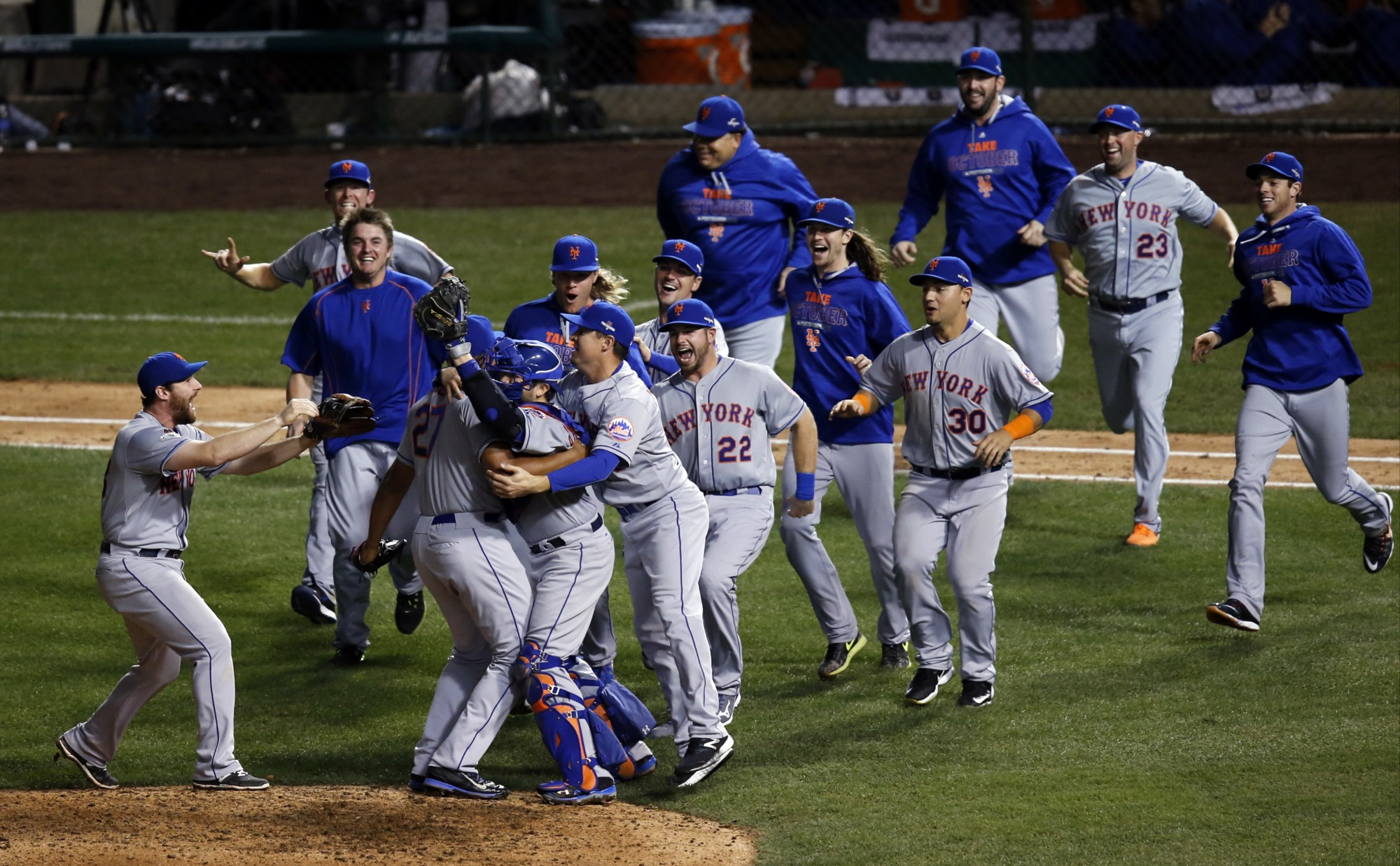 Twenty five fun facts about the 2015 national league champion new twenty five fun facts about the 2015 national league champion new york mets sciox Images