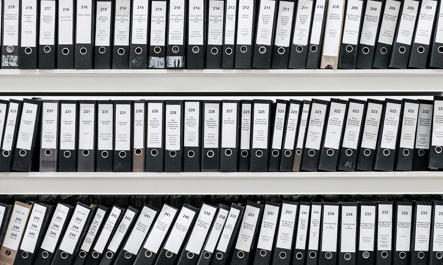 Ten good reasons why you need an archive if you're a photographer