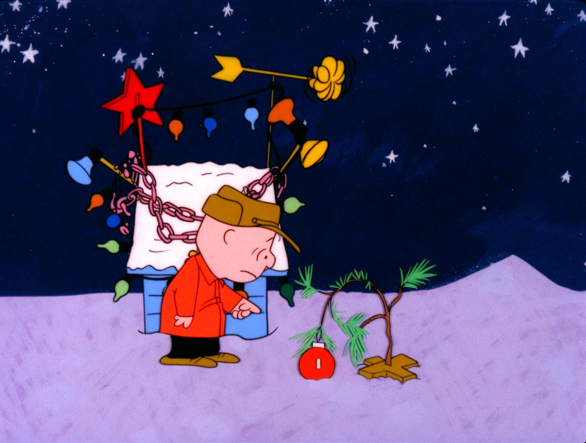 the real reason you love a charlie brown christmas