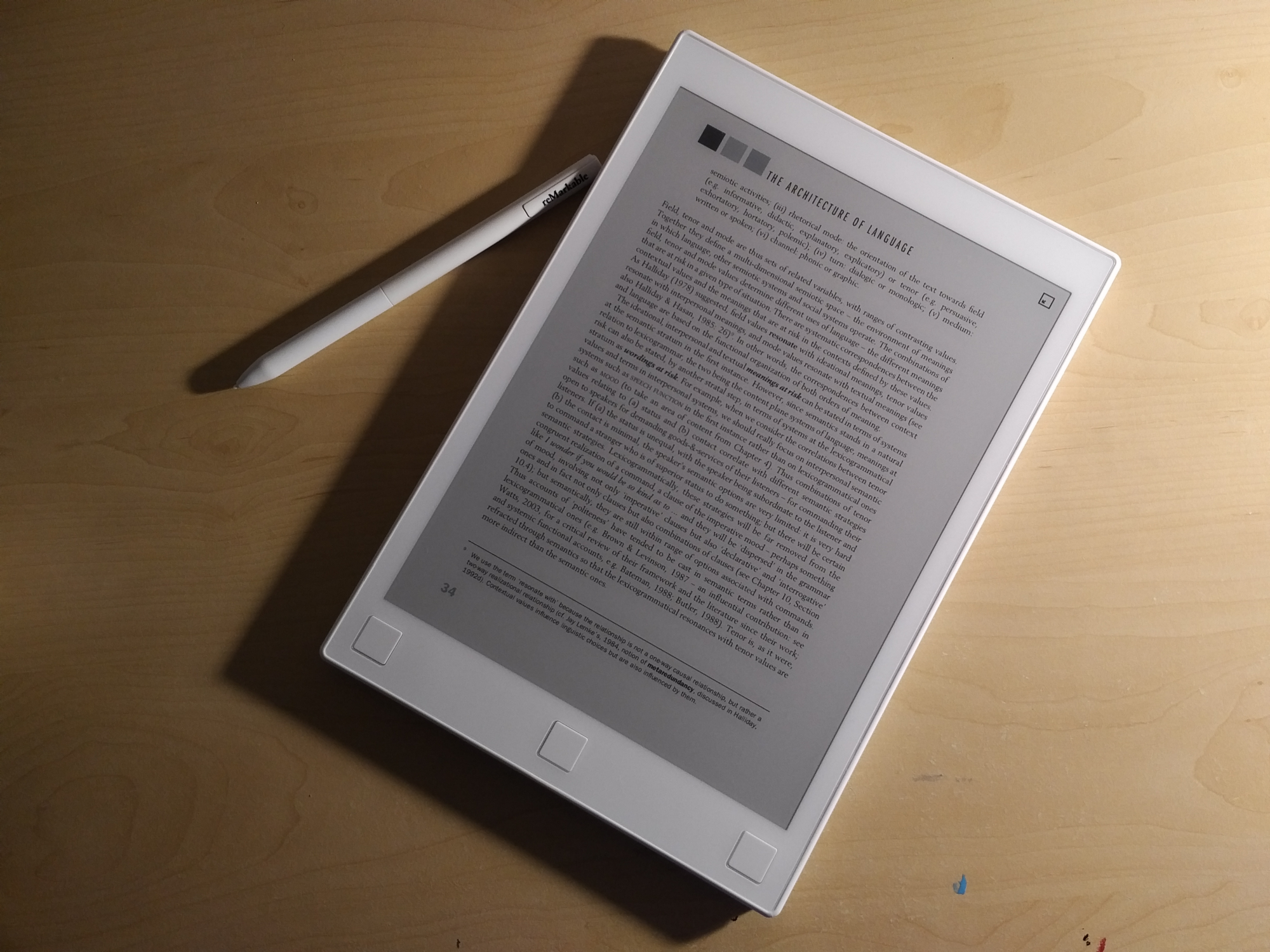 Nothing remarkable about the remarkable paper tablet a disastrous nothing remarkable about the remarkable paper tablet a disastrous reading experience fandeluxe Images