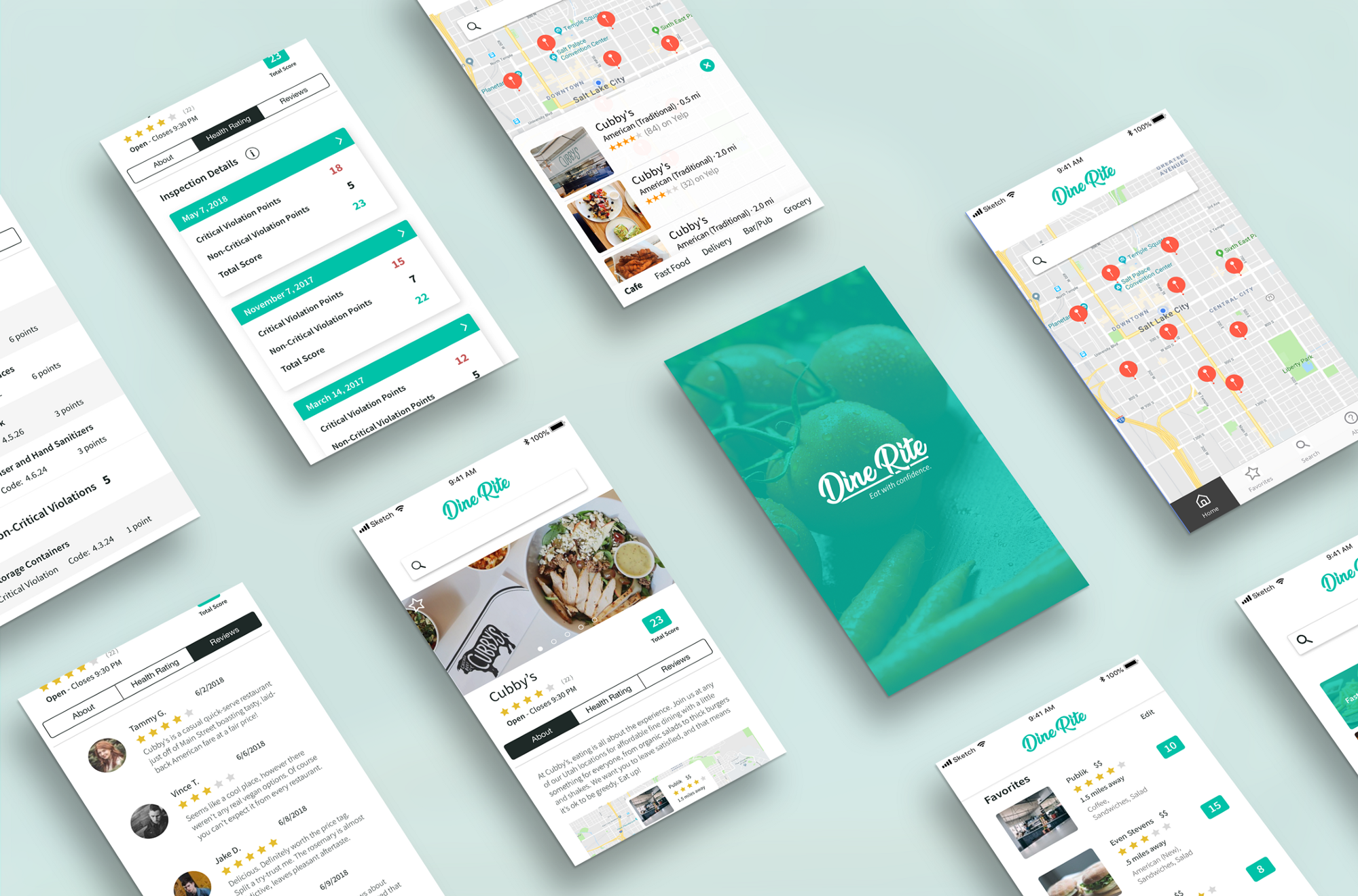 Helping keep Salt Lake citizens safe from food-borne illness — a UX ...