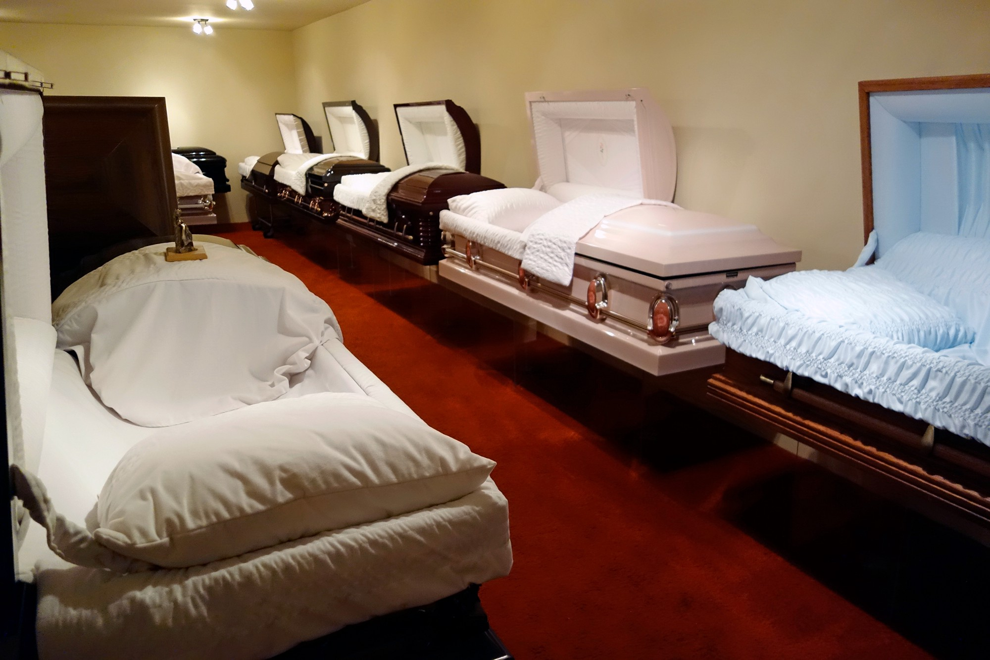 how a 1960s communist exposed the funeral industry s greed
