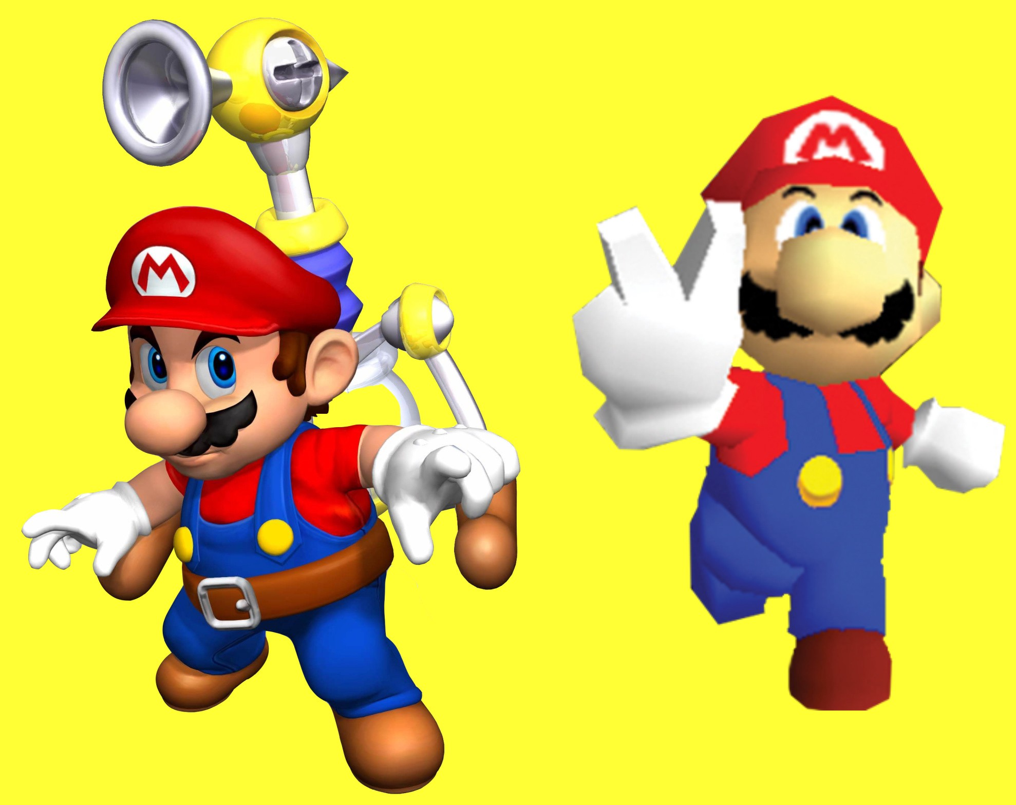 Super Mario Sunshine Is Better Than Super Mario 64 Popcandie Medium