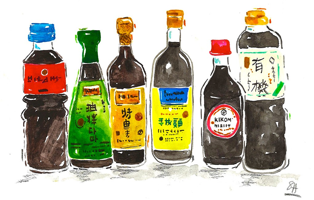You've Probably Never Had Real Soy Sauce