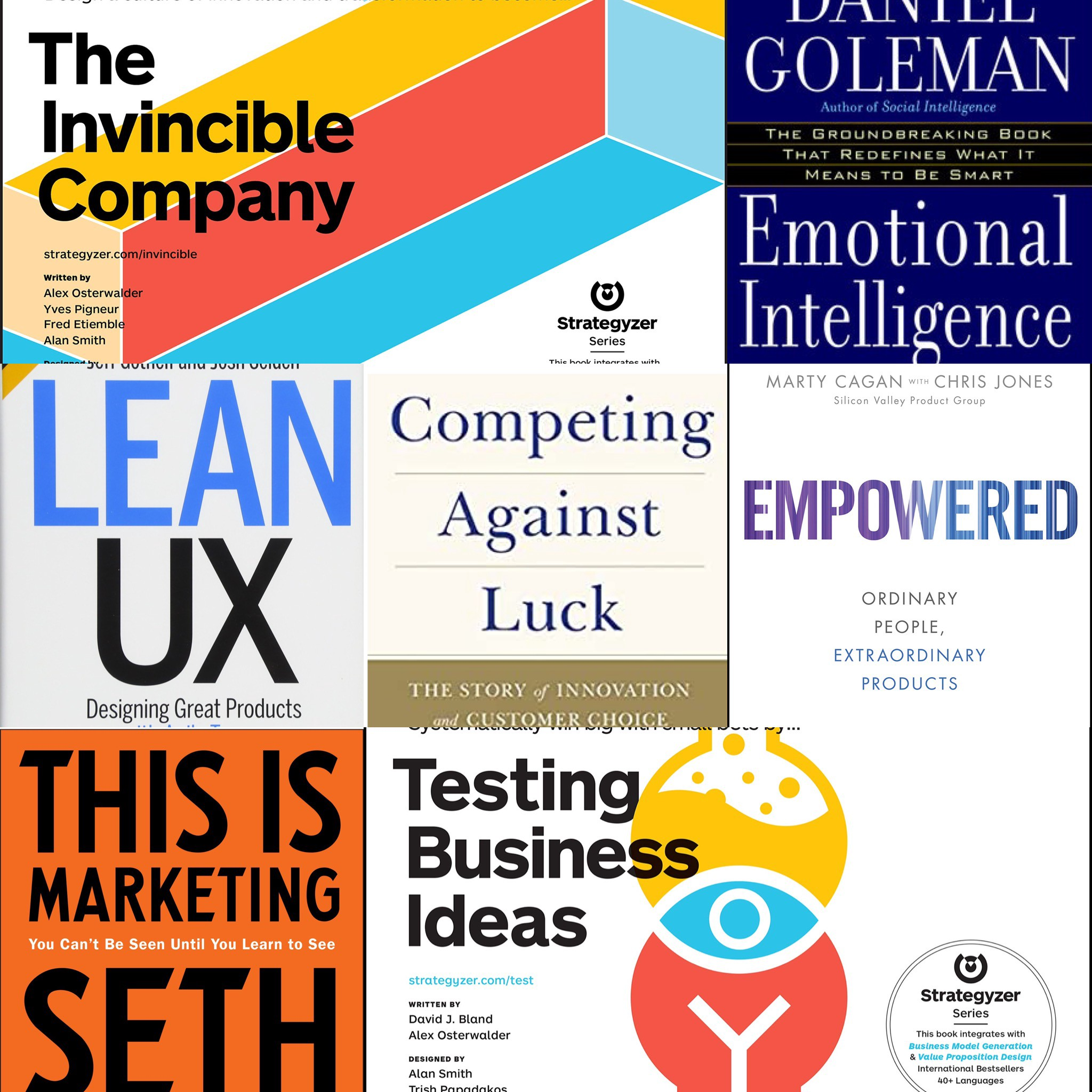 The 7 Books Product Owners Should Read to Create a Value-Driven Mindset