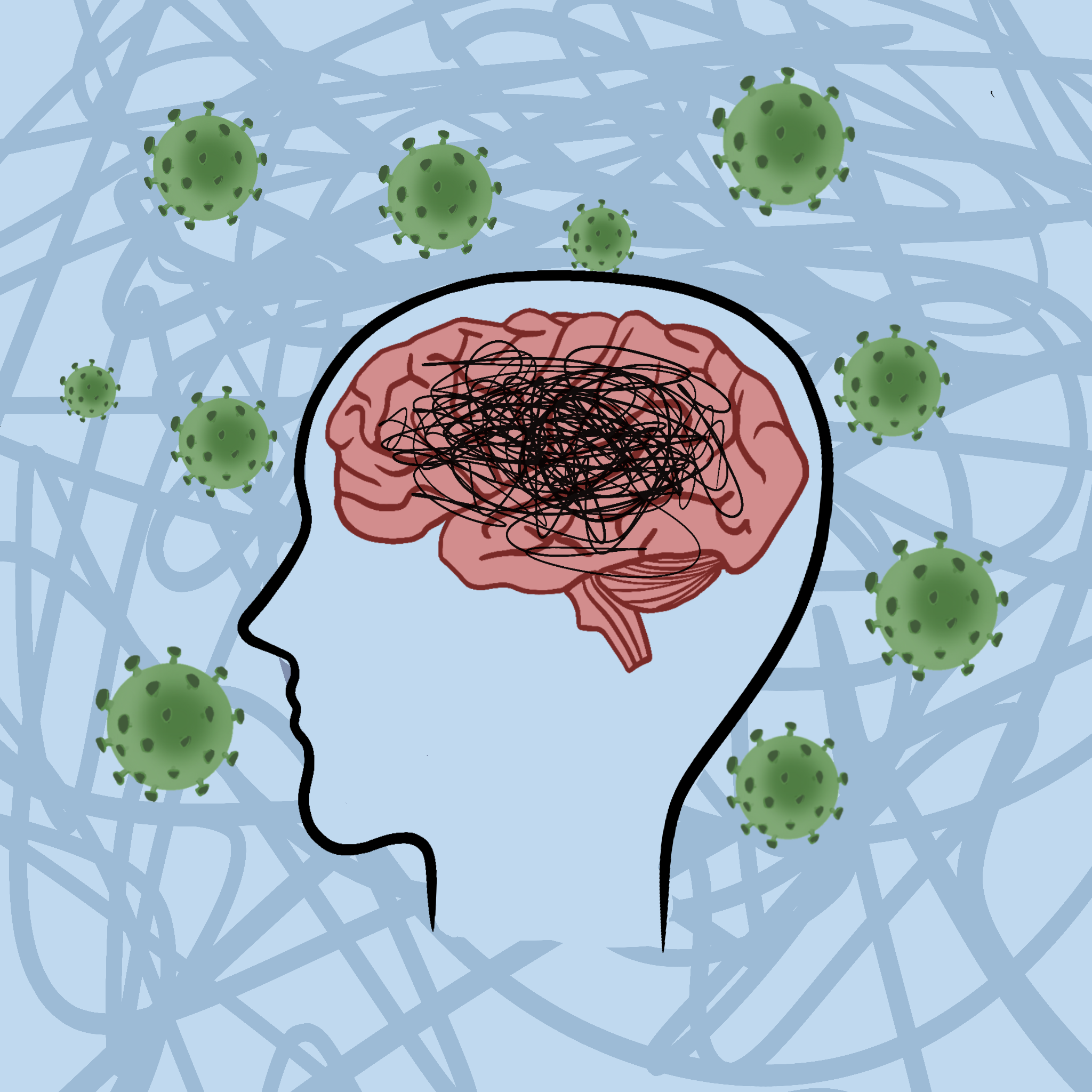 Featured Story: COVID-19: A Virus on The Body And The Mind