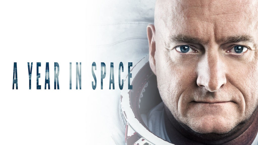 Scott Kelly spent nearly a year at International Space Station