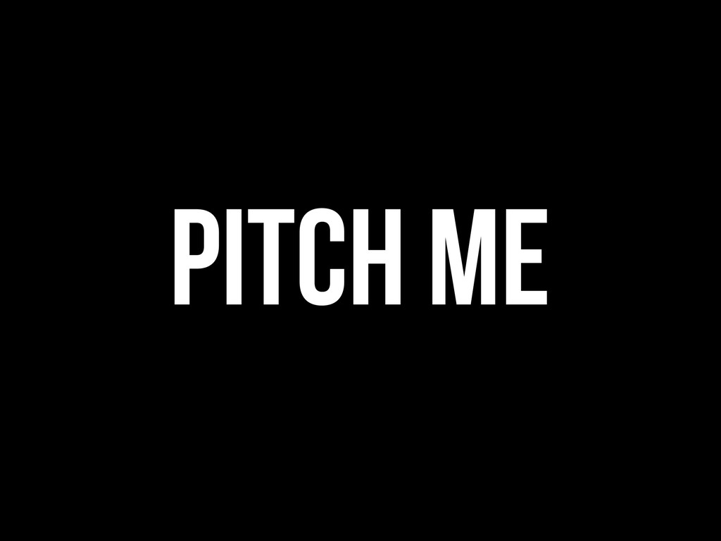 Pitch your startup in 30 Seconds