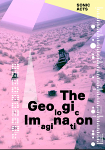 The Geologic Imagination