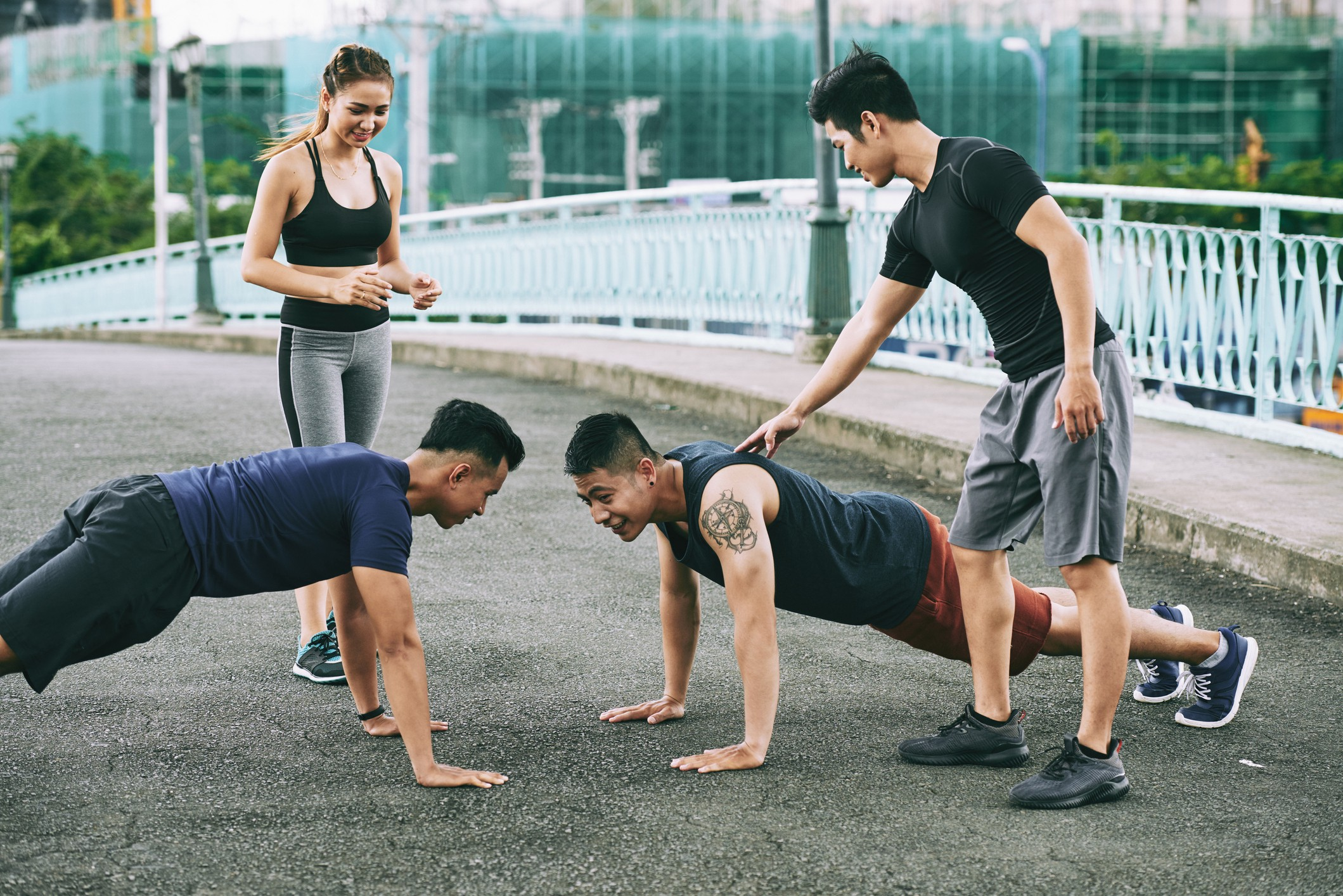 How to Complete a Fitness Challenge