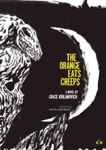 Orange Eats Creeps book