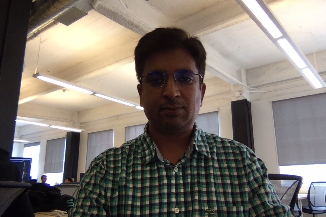 Pankaj Garg, Senior Staff Engineer