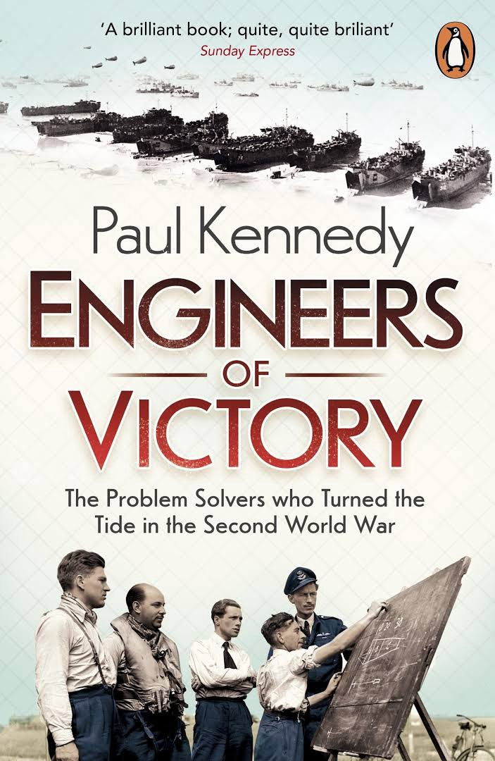 Cover of book - Engineers of Victory