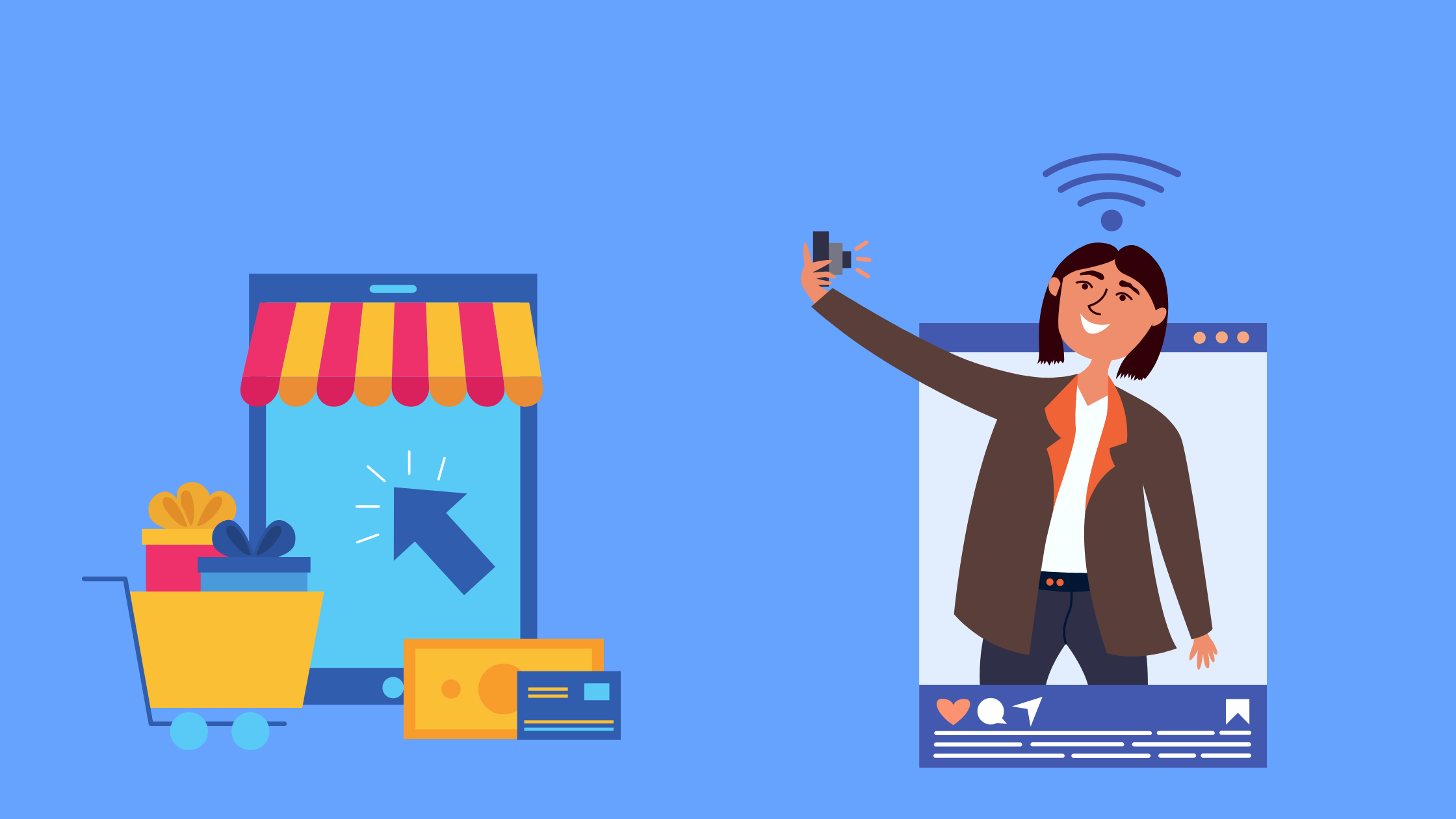 Influencer Marketing Strategy for Dropshipping