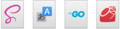 New development-related file type icons