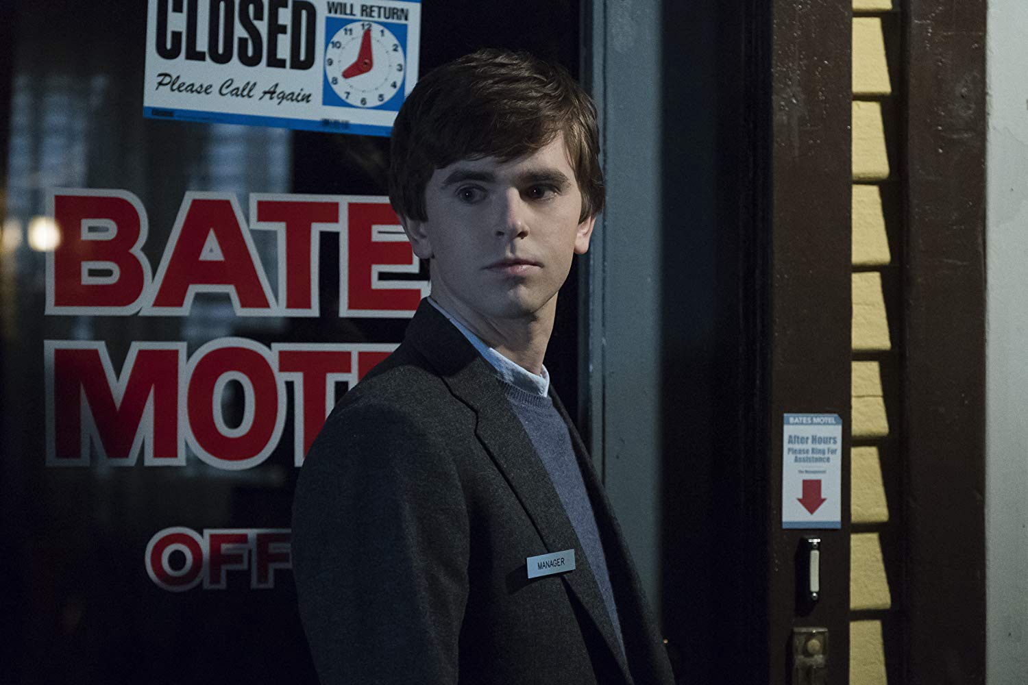 new product 92045 d4b4a Photo Credit  A   E Networks (Bates Motel)