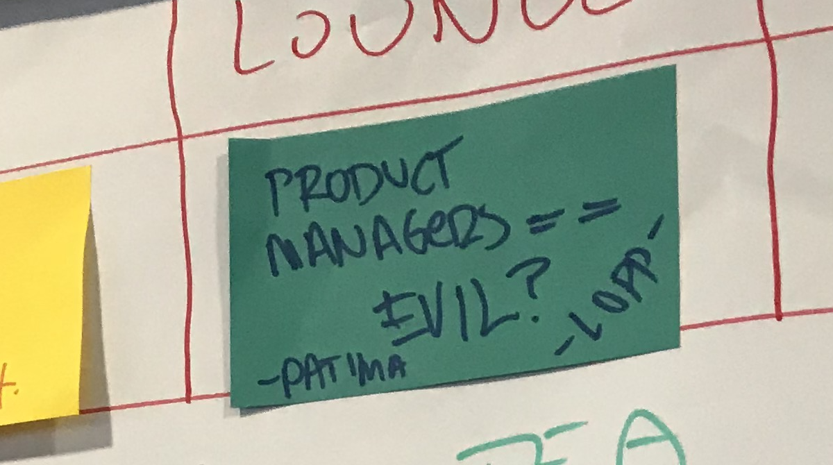 The full stack product manager