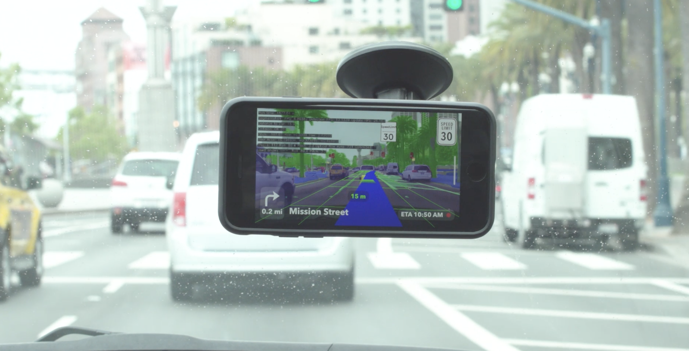 Equipped With Better Navigation Paired Augmented Reality And Ed By High Performance Computer Vision The Sdk Turns Mobile Camera Into A