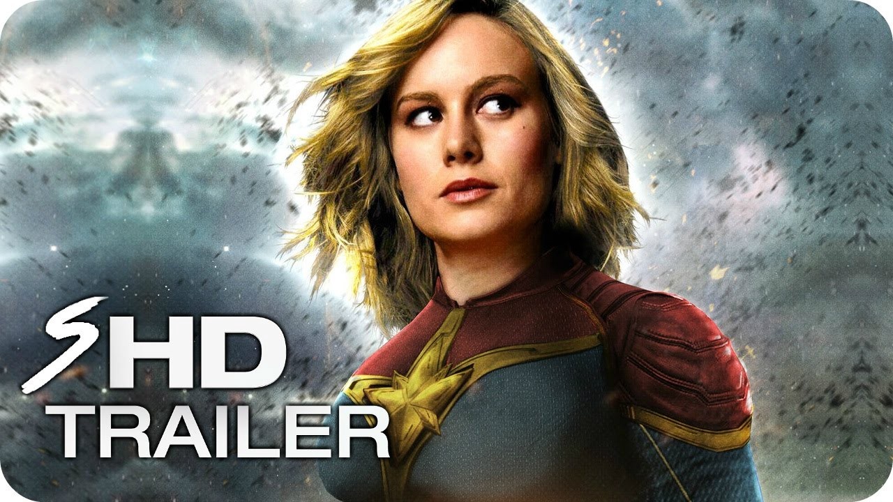 5 things we learned from the captain marvel trailer