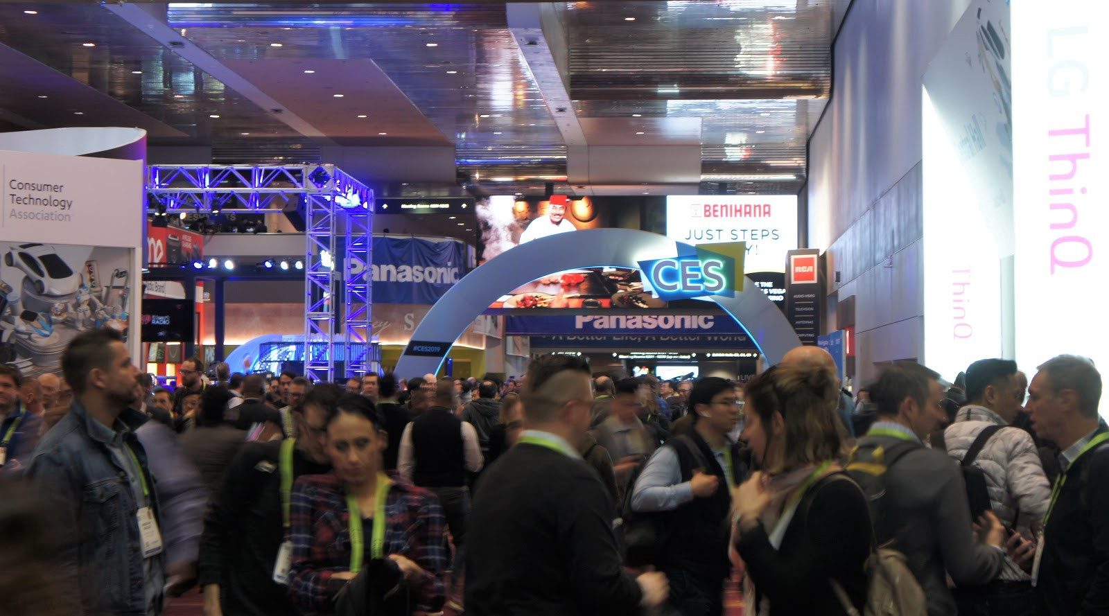 There's Nothing New at CES 2019